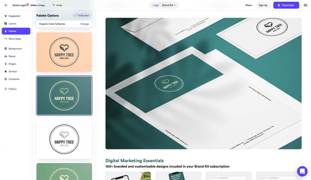 Brand-logo-design-tool